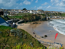 Surfing holidays in Newquay Cornwall